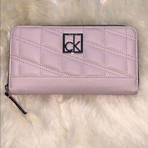 Women's Calvin Klein Zip Wallet